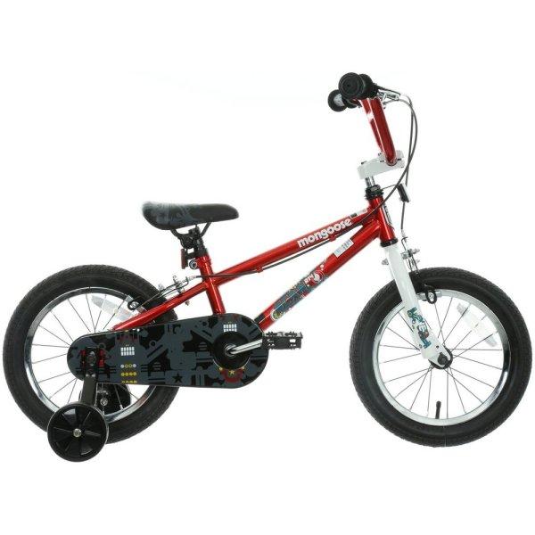 Mongoose Scan R14 Boys Girls Kids Bmx Bike 14
