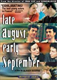 Late August, Early September [DVD]