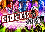 GENERATIONS LIVE TOUR 2016 SPEEDSTER(スマプラ対応) [DVD]