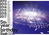 【Amazon.co.jp限定】5th YEAR BIRTHDAY LIVE 2017.2.20-22 SAITAMA SUPER ARENA(完全生産限定盤)(DVD)(ミニポスターセット(Amazon.co.jp絵柄)付)