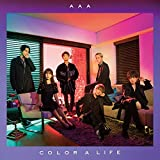 COLOR A LIFE(CD+DVD)(スマプラ対応)