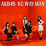 54th Single「NO WAY MAN」<TypeA data-recalc-dims=