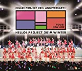 【Amazon.co.jp限定】Hello! Project 20th Anniversary!! Hello Project 2019 WINTER~YOU & I~・~NEW AGE~[Blu-ray](オリジナルポストカード付き)