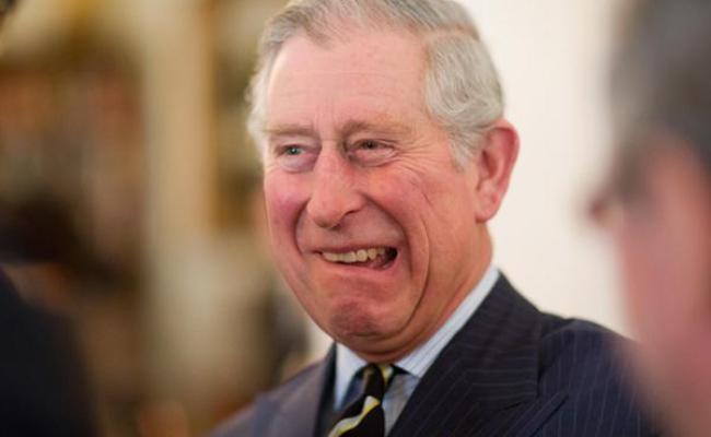 Prins Charles De Sterren Trekken Gekke Bekken