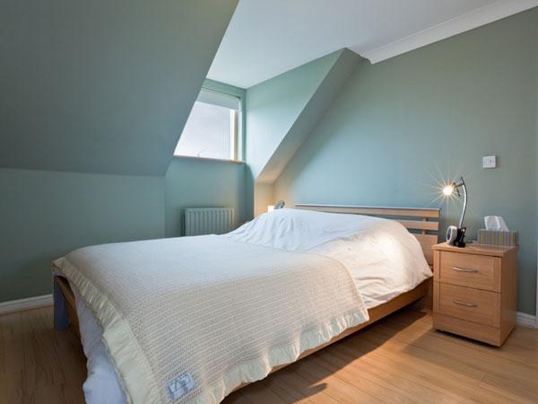 Het plafond  Tien tips voor een Feng Shui kamer