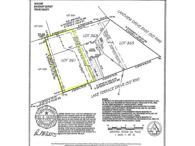 18302 LAKE TERRACE DR, Leander, TX — MLS# 9032535 — ZipRealty