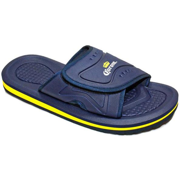 Corona Extra Navy Blue Men' Slip Sandals