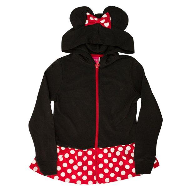 Minnie Mouse Hoodie Girl