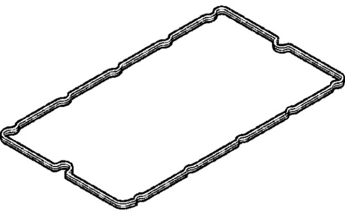 Ford MONDEO Mk3 2.2d Rocker Cover Gasket Outer 04 to 07