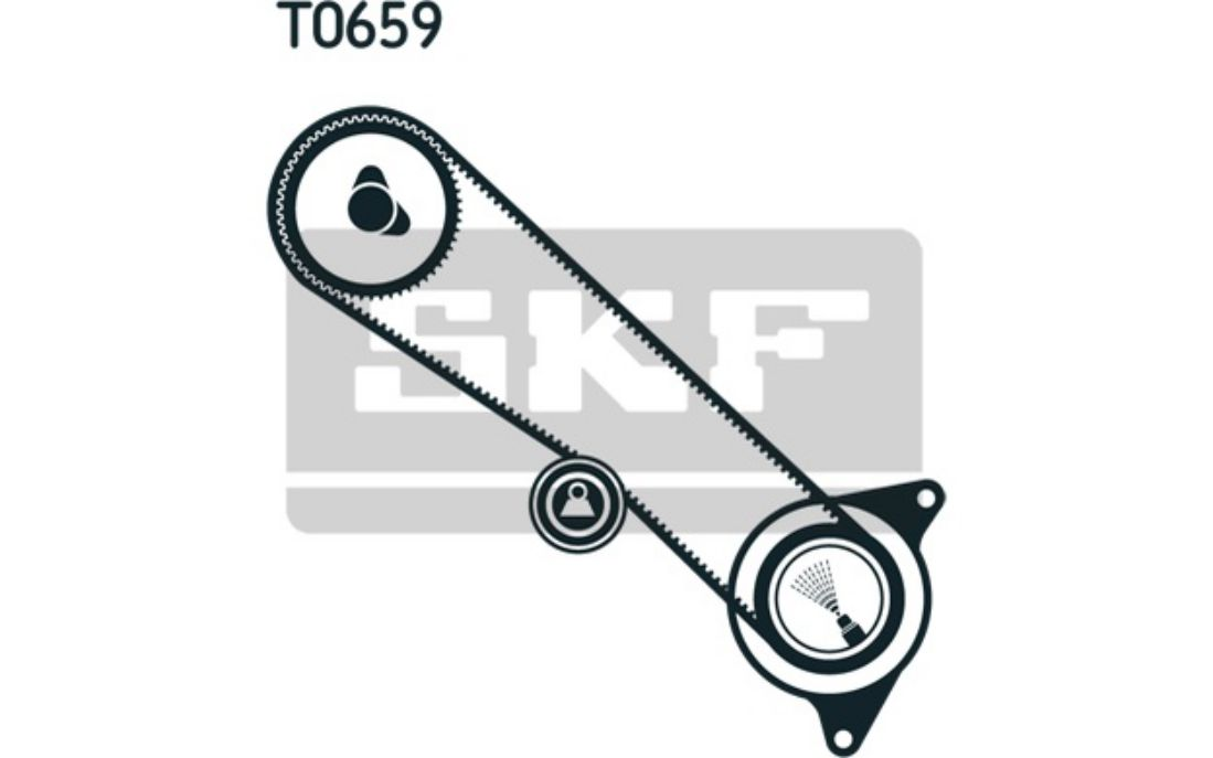 BOSCH Timing Cam Belt Kit Fits Ford Mazda Mini Peugeot
