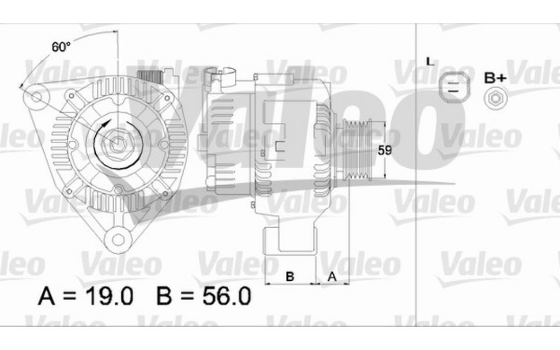 Valeo Alternator Wiring Diagram Vw. Diagram. Auto Wiring