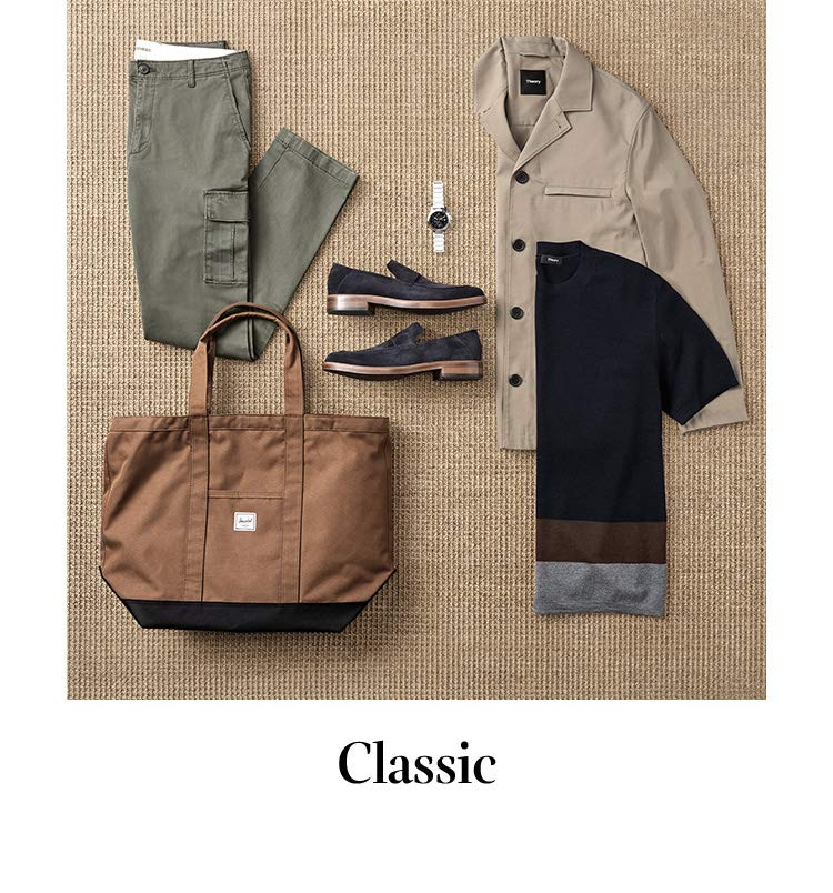 SHOP BY STYLE Classic