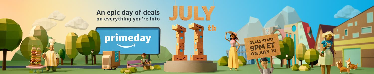 Prime Day: An epic day of deals