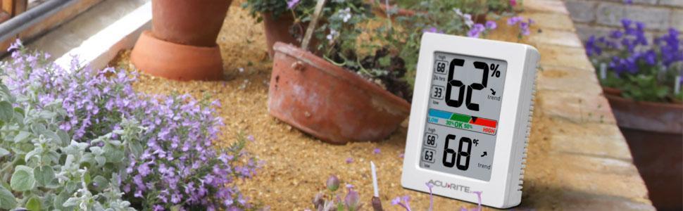 humidity sensor, temperature sensor, digital thermometer, thermometer, hygrometer