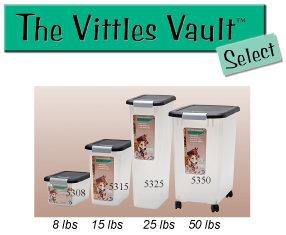 Vittles Vault Select