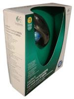 Logitech Wireless Trackball M570 Packaging