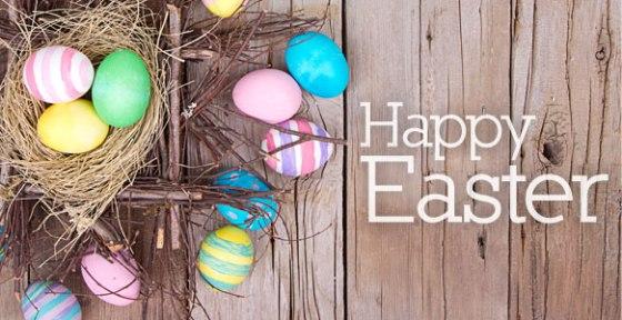 Amazon Gift Card - Facebook - Happy Easter (Easter Egg Nest)