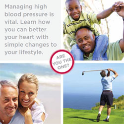 Blood Pressure Brochure
