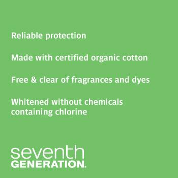 Seventh Generation Feminine Care Tampons