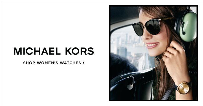THE WOMEN's SHOP : MICHAEL KORS - Featured Collections