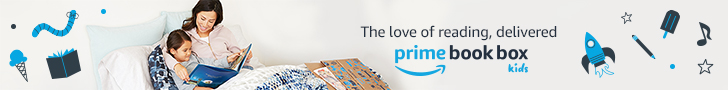 The love of reading delivered prime book box kids