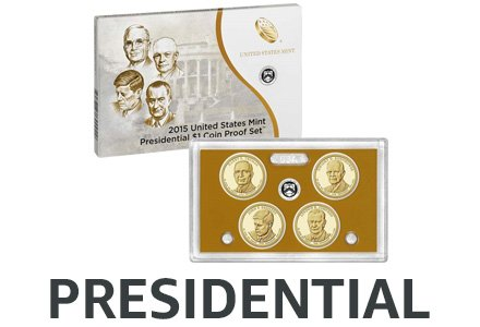 Presidental Coins