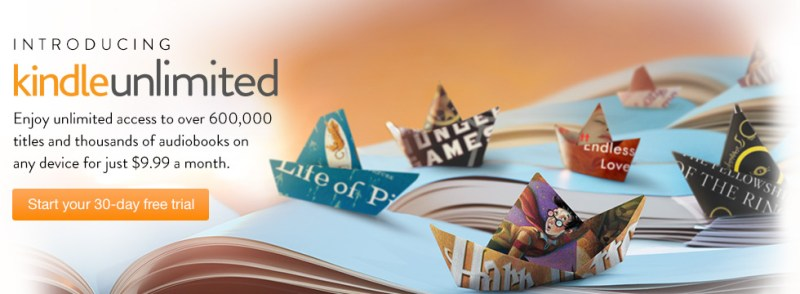 Kindle Unlimited: Unlimited reading and listening on any device