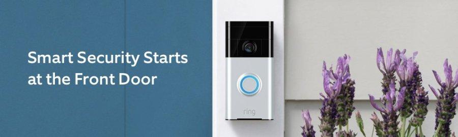 Segurança inteligente começa na porta da frente