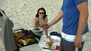 All Foods beach