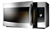 Samsung 1.7 Cu. Ft. Over-the-Range Convection Microwave Product Shot