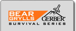 Gerber and survival expert Bear Grylls Logo