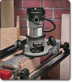Porter-Cable Fixed-Base Router