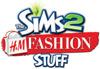 The Sims 2 H&M Fashion Stuff game logo