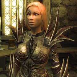 In-game character example from Divinity II: Ego Draconis