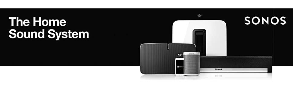 PLAY:1 | Der kompakte Multiroom Smart Speaker für Wireless Music Streaming