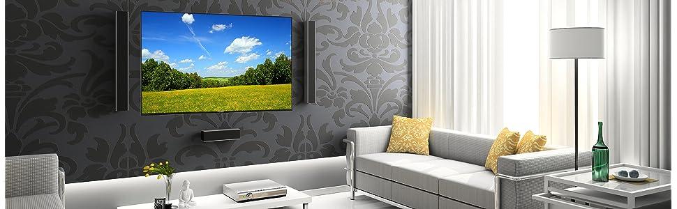 Telefunken UHD 4K Smart TV 65 Zoll
