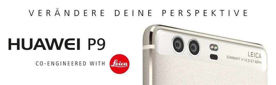 Verändere deine Perspektive - Huawei P9
