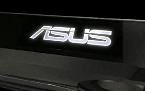 Personalisierbares Logo mit Hintergrundbeleuchtung - Asus Dual GeForce GTX 1060
