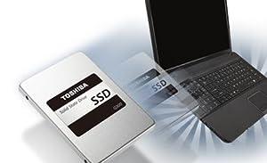 Leistung für den täglichen Einsatz - Toshiba Q300 SSD mit 480GB