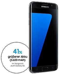 Lange nutzen und schnell laden - Samsung Galaxy S7 Edge