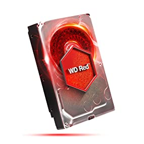 WD Red NAS HDD 3.5 Zoll