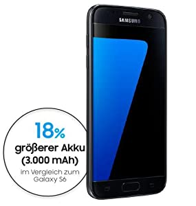Lange nutzen und schnell laden - Samsung Galaxy S7