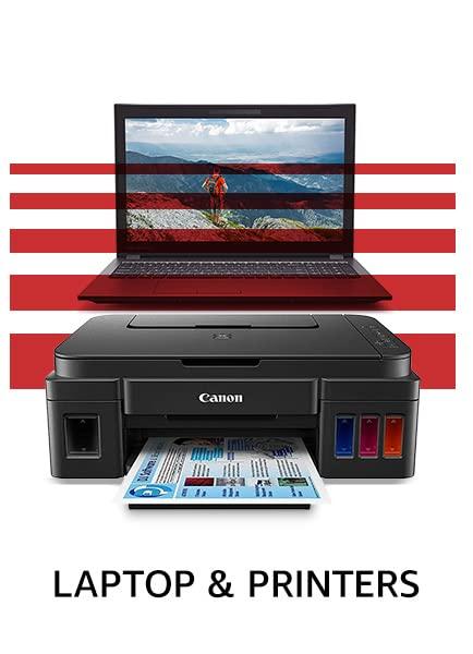 laptop & printers