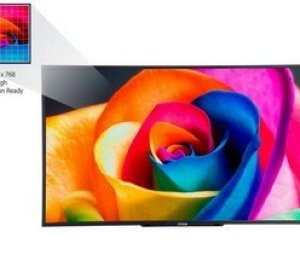 Onida 80 cm (32 Inches)  HD Ready LED TV LEO32BLH (Black) 8