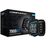 Compustar CS7900-AS All-in-One 2-Way Remote Start and Alarm Bundle w/ 3000 feet Range