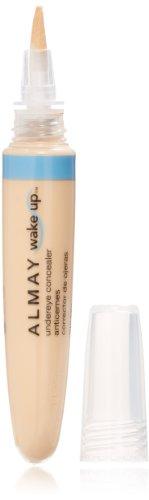 Almay Wake Up Undereye Concealer, Light, 0.22 Fluid Ounce