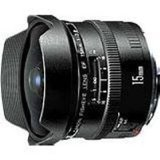 Canon EF 15mm f/2.8 Fisheye Lens for Canon SLR Cameras (Discontinued by Manufacturer)