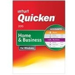 Quicken 2015 Canadian Edition at Amazon