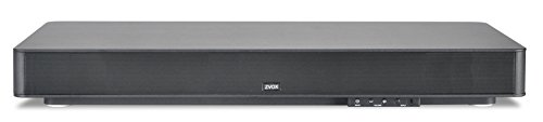 ZVOX SoundBase 570 30'Sound Bar with Built-In Subwoofer, Bluetooth, AccuVoice