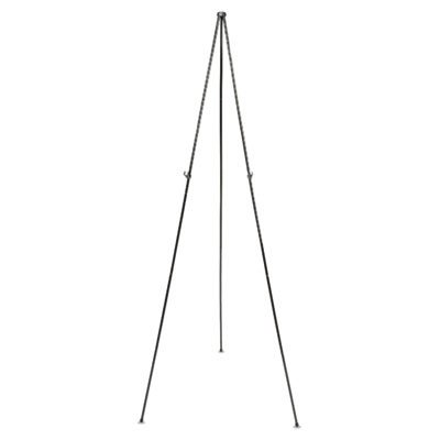 Quartet Easel, Instant Easel Stand, 63″, Supports 5 lbs., Tripod Base